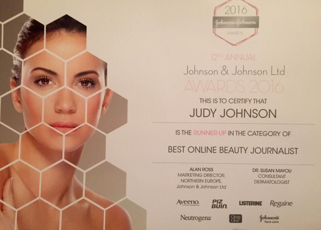 J&J Award